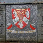 Coat of arms in Aberdeen