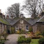 Former hospital in Aberdeen