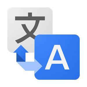 Google Translate app logo