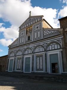 Abbazia di San Minato al Monte, Florence, Italy