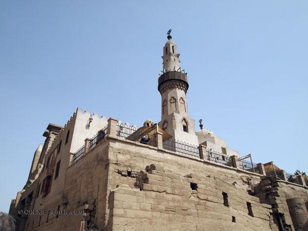 Abu Haggag Mosque, Luxor Temple, Luxor