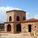 Alaverdi Monastery exterior in Georgia