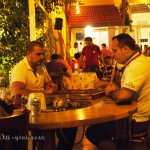 Backgammon, Beirut, Lebanon