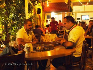 Backgammon, Beirut, Lebanon