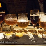 Beer and cheese matching, Antwerp, Belgium