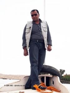 Bodyguard, Philae Temple, Lake Nasser