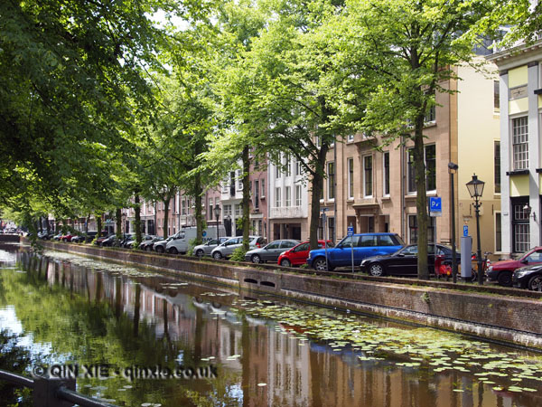 Canal, The Hague