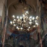Church chandelier in Georgia