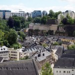 City landscape, Luxembourg