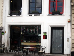 Coffee Nation, Antwerp, Belgium