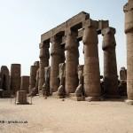 Columns, Luxor Temple, Luxor