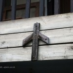 Cross in Georgia