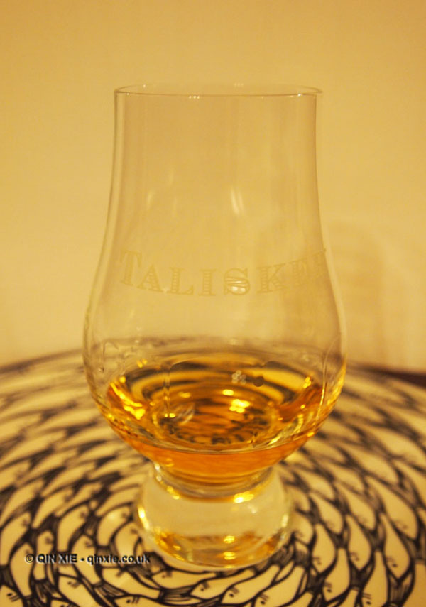 Dram of Talisker, Isle of Skye, Scotland