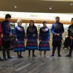 Georgian polyphonic group in Georgia