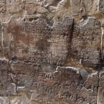 Greek grafitti, Luxor Temple, Luxor