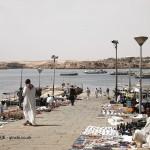 Harbourside market, Philae Temple, Lake Nasser