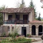 Side building at Ikalto Monastery in Georgia