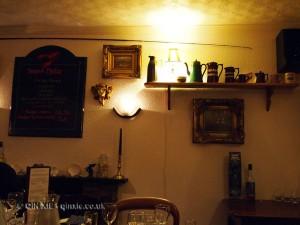 Inside Harbour View Restaurant, Isle of Skye, Scotland