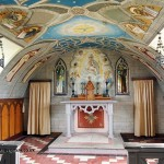 Inside Italian Chapel on Kirkwall