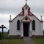 Italian Chapel on Kirkwall