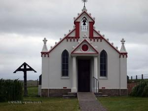 Italian Chapel on Kirkwall