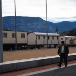 Man in Switzerland, Geneva
