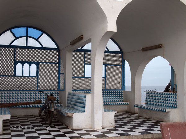 Mosaic arches, Tunisia