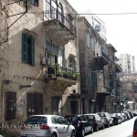 Old streets, Beirut, Lebanon