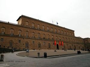 Pitti Palace, Florence, Italy