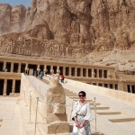 Qin Xie, Mortuary Temple of Hatshepsut, Luxor