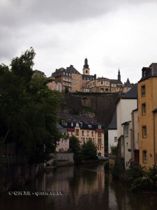 River view, Luxembourg