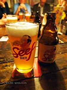 Seef beer, Antwerp, Belgium