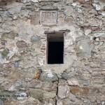 Stone window in Georgia