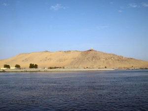 Tombs of nobles, Aswan, Egypt