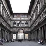 Uffizi Gallery, Florence, Italy