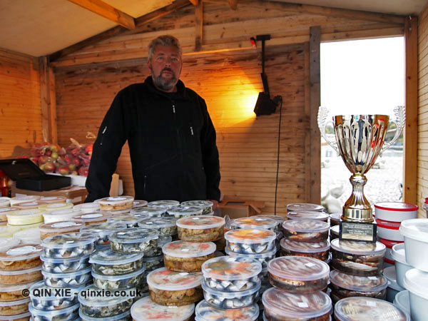 Past winner at Baltic Herring Fair in Helsinki