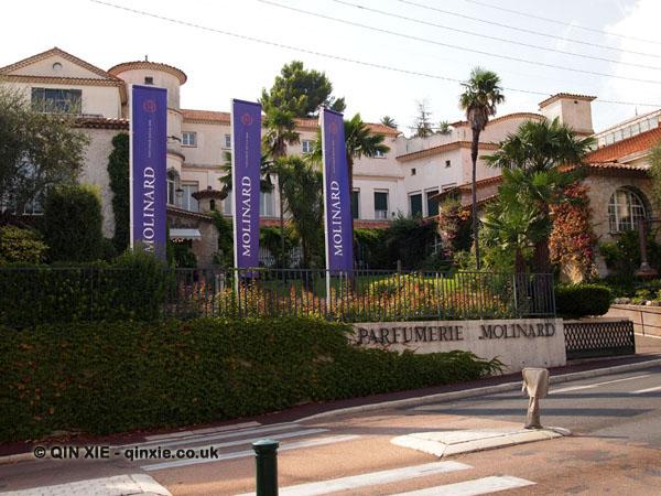 Exterior, Molinard, Grasse