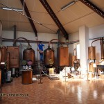 Perfume making equipment, Molinard, Grasse