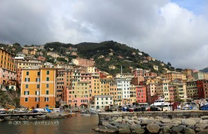 Buildings, Camogli