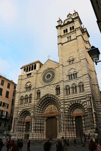 Cathedral, Genova