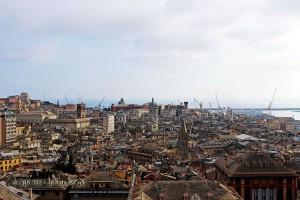 Cityscape, Genova