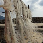 Fishing nets, Camogli