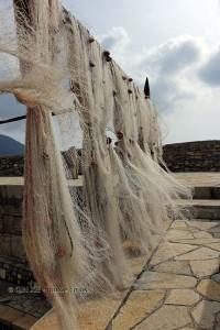 Fishing nets, Camogli